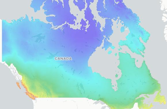 Climate Data Canada