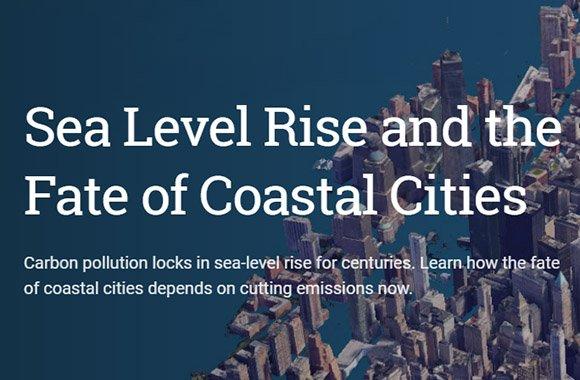 Sea Level Rise Simulator